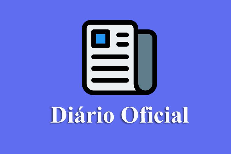 Serviço: Diário Oficial Eletrônico