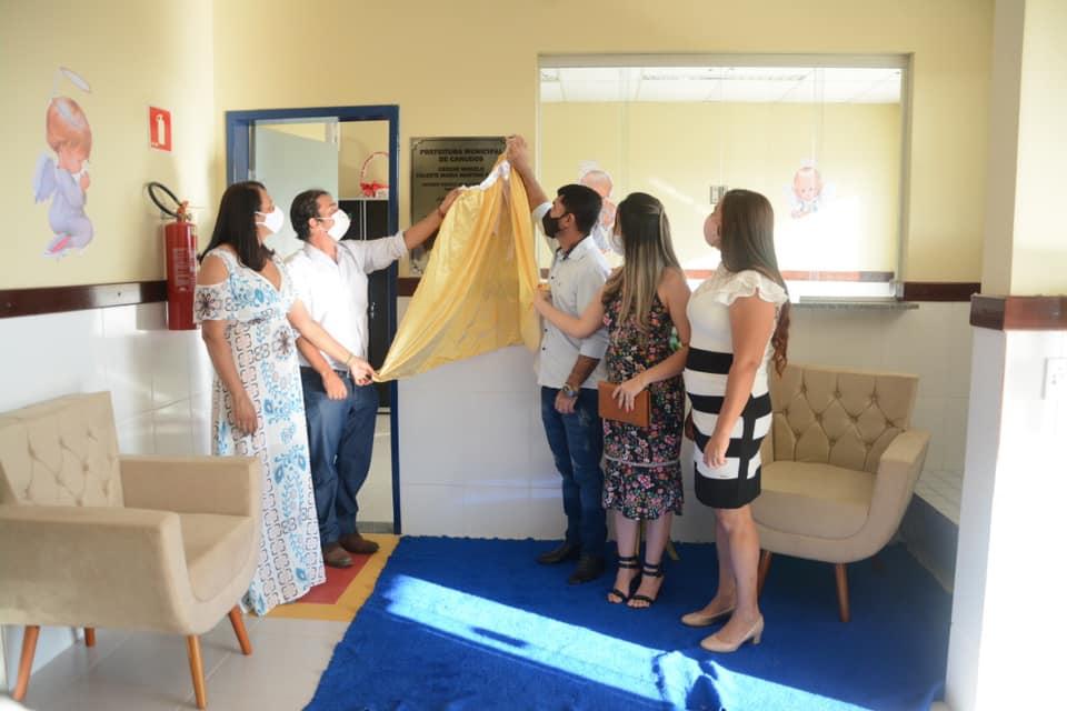 Prefeitura de Canudos inaugura creche modelo nesta quarta-feira (11)