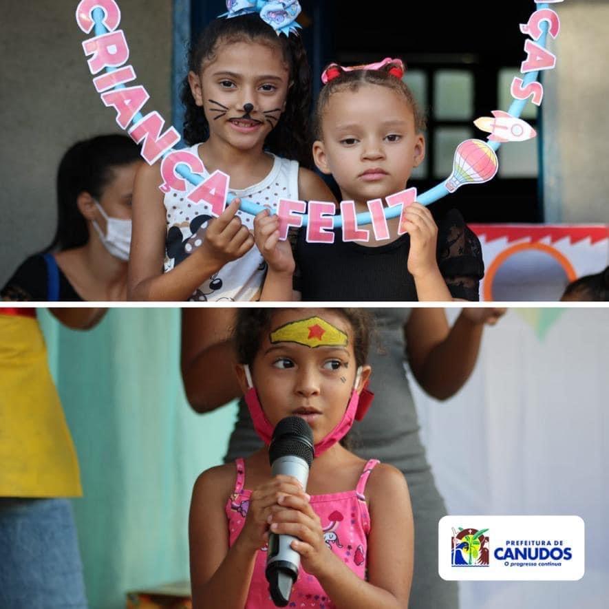 Dias das crianças- Assistência Social